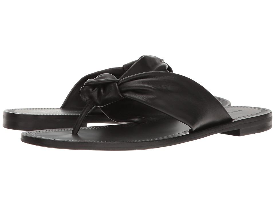 Diane von Furstenberg - Etna (Black Nappa) Women's Shoes