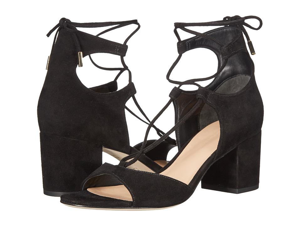 Diane von Furstenberg - Priore (Black Kid Suede) Women's Shoes