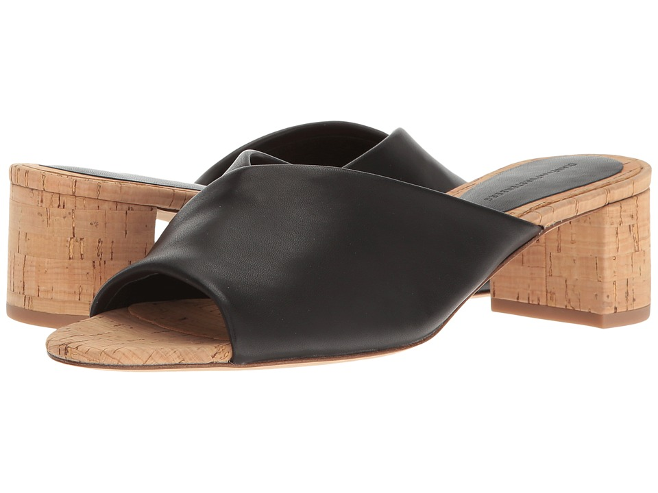 Diane von Furstenberg - Faleria (Black Nappa) Women's Shoes