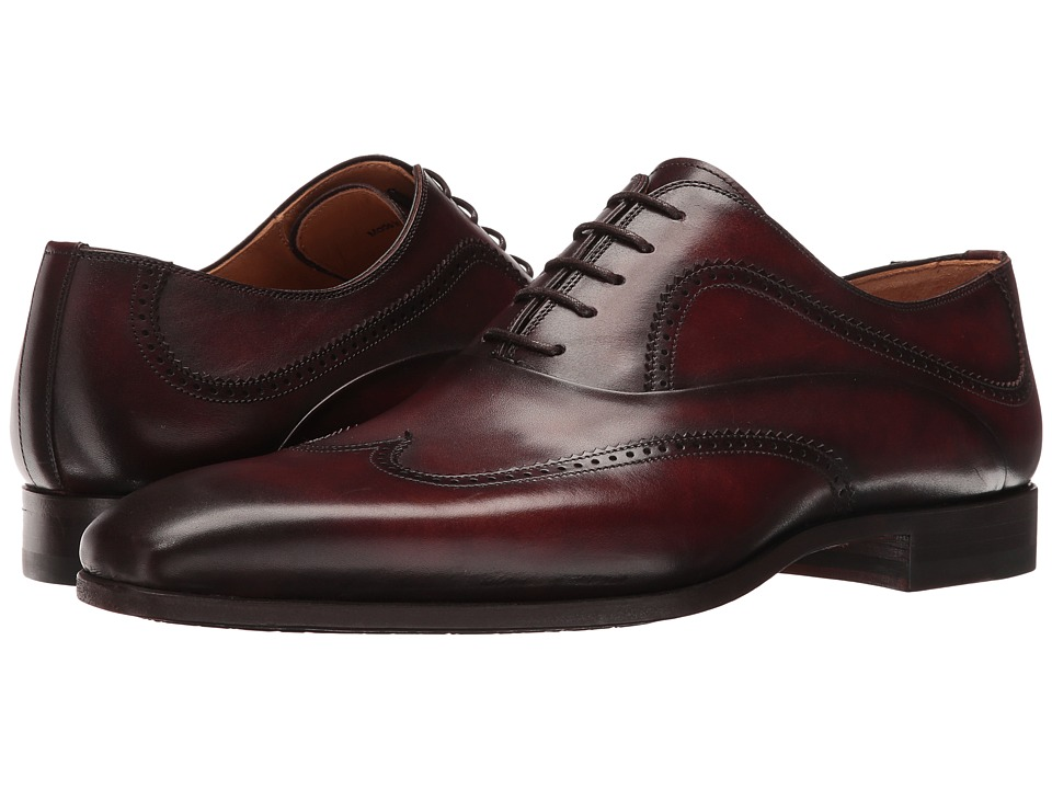 Magnanni - Grant (Midbrown) Men's Shoes