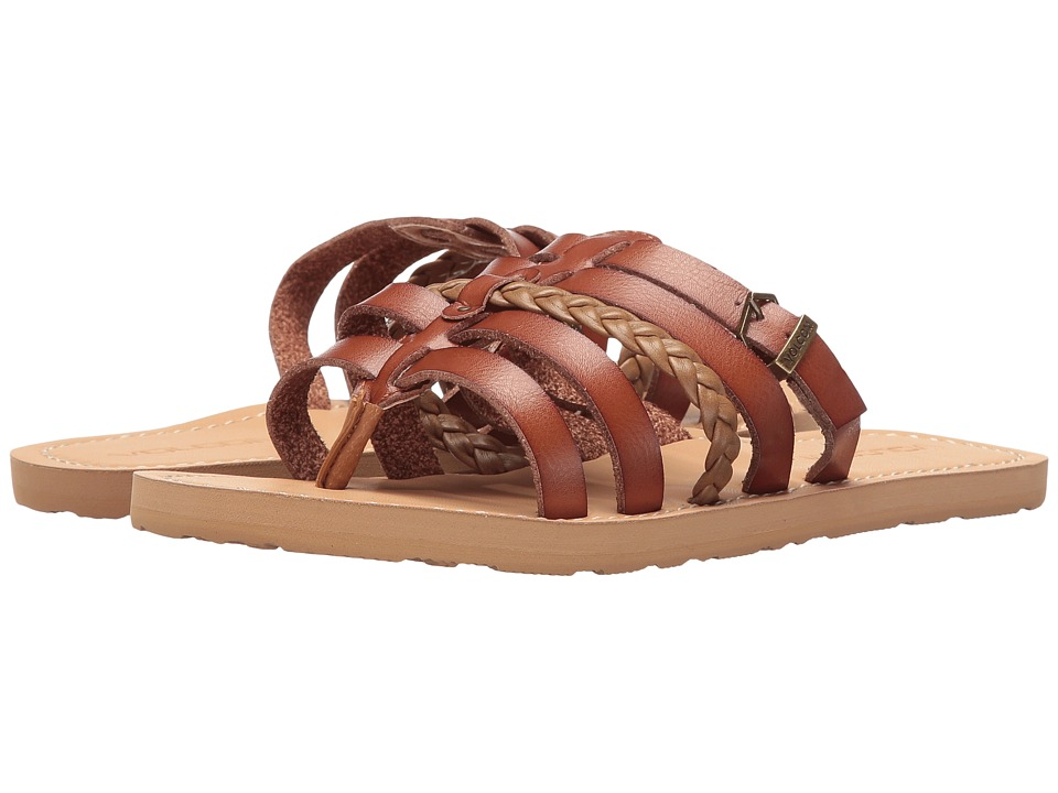 Volcom - Kali (Tan) Women's Sandals