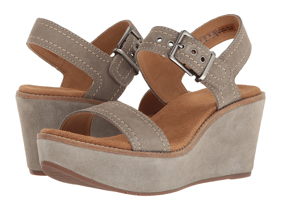 Clarks Aisley Orchid (Sage Suede) Women