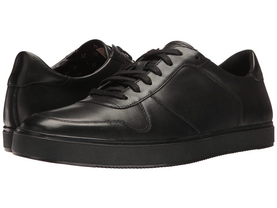 Clarks - Calderon Speed (Black Leather) Men's Shoes
