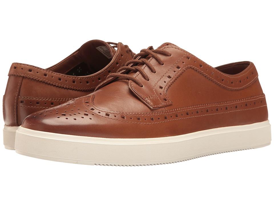Clarks Calderon Limit (Tan Leather) Men