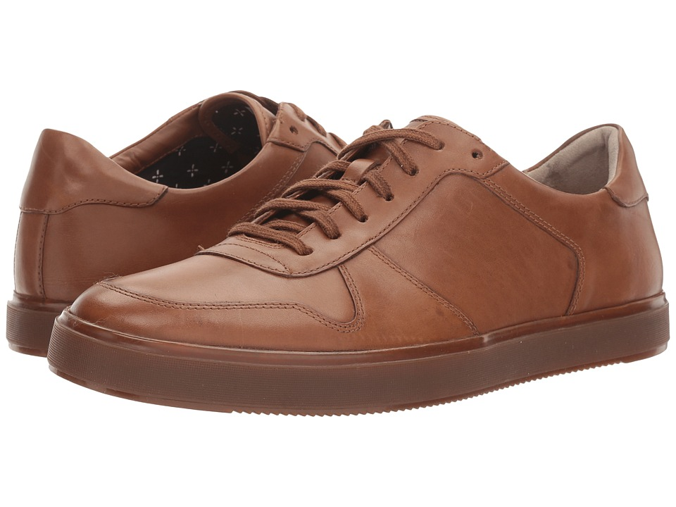 Clarks - Calderon Speed (Tan Leather) Men's Shoes