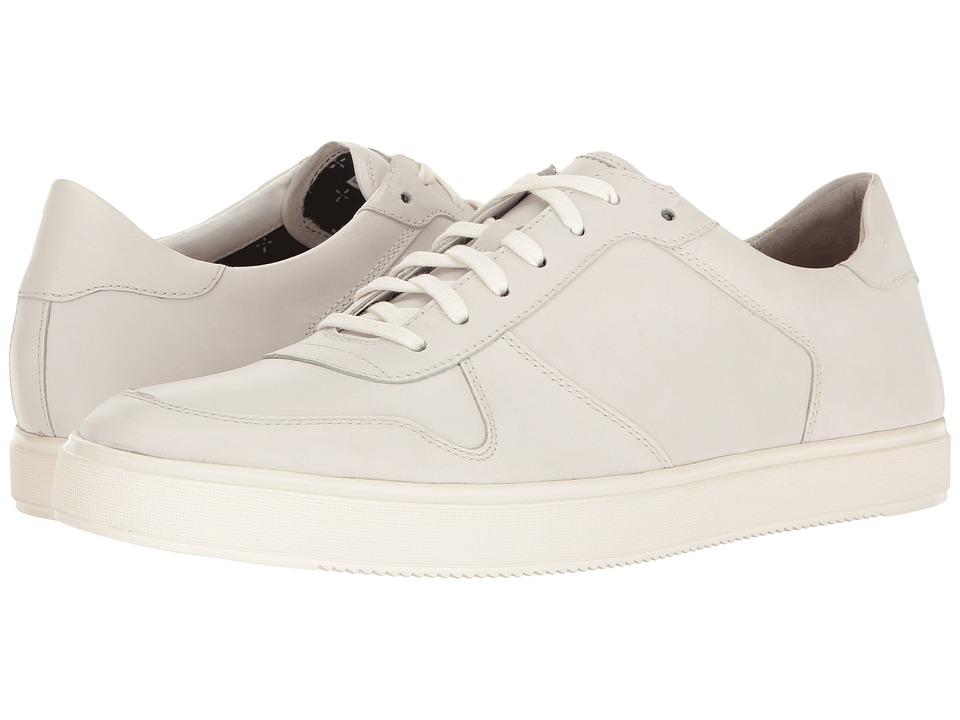 Clarks - Calderon Speed (White Leather) Men's Shoes