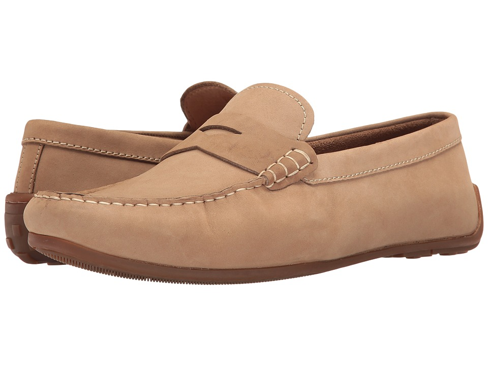 Clarks - Reazor Drive (Sand Nubuck) Men's Shoes