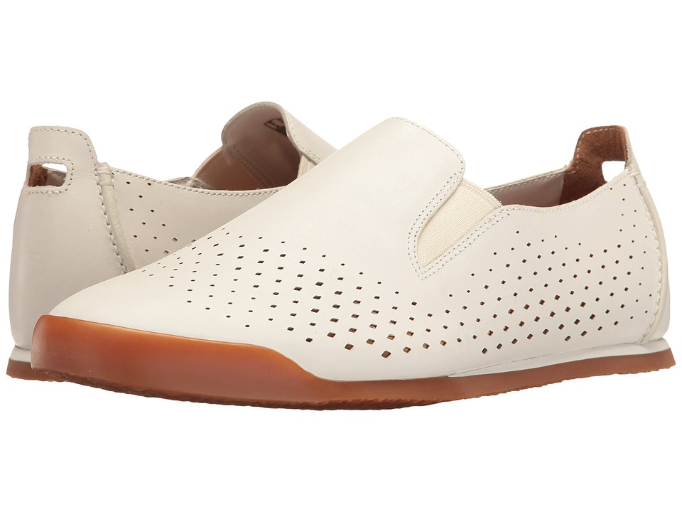 Clarks - Siddal Step (White Leather) Men's Shoes