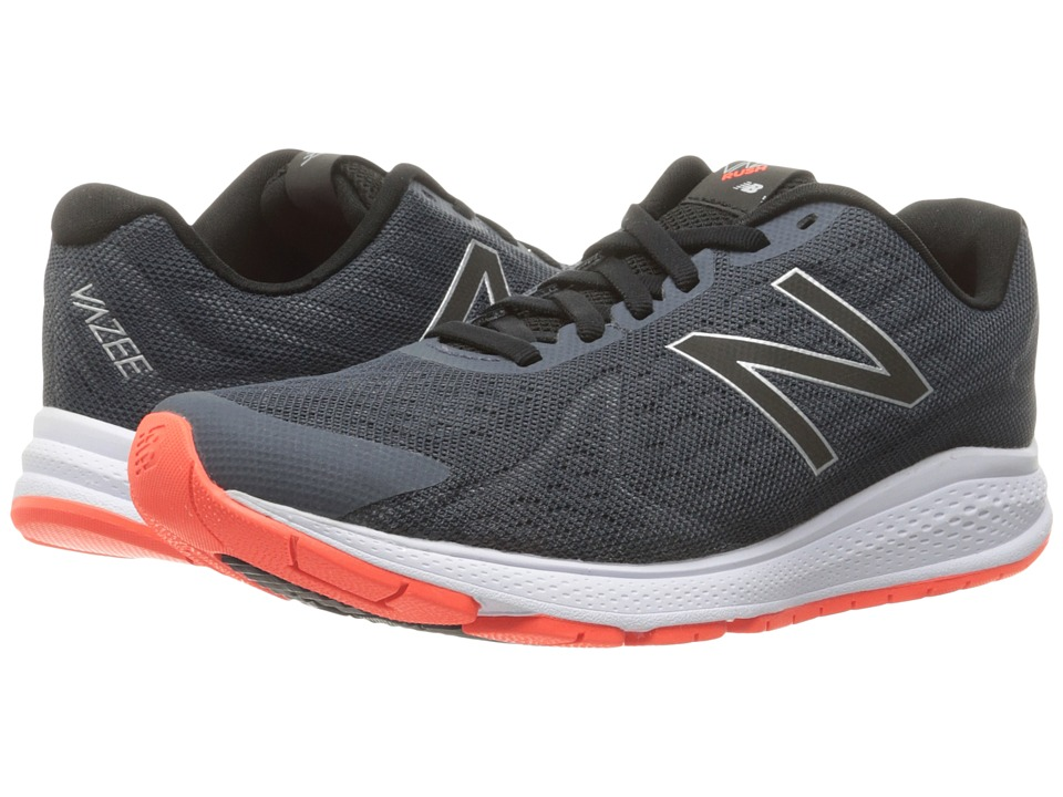 New Balance - Vazee Rush v2 (Thunder/Alpha Orange) Men's Running Shoes