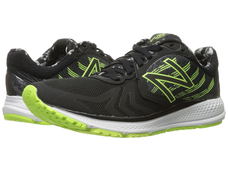New Balance Vazee Pace (Black/Lime Glo) Women