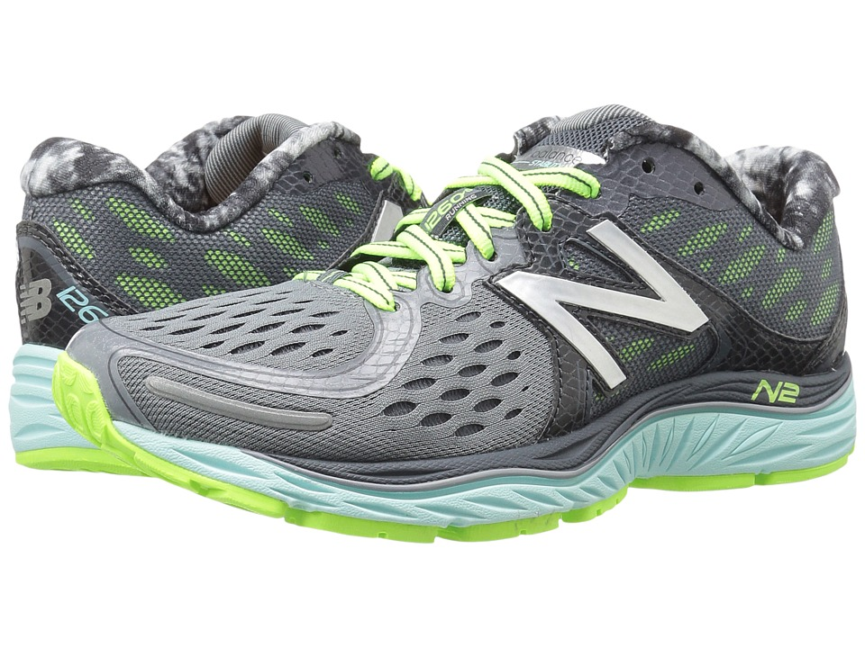 New Balance 1260v6 (Gunmetal/Ozone Blue) Women
