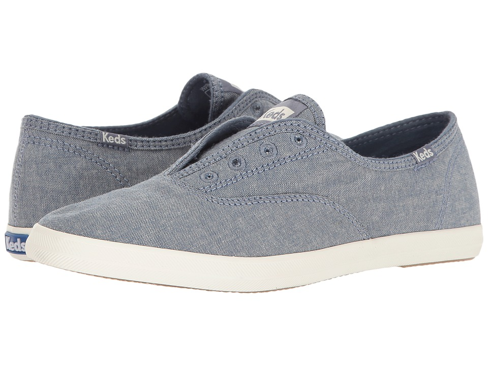 Keds Chillax (Dark Blue Chambray) Women