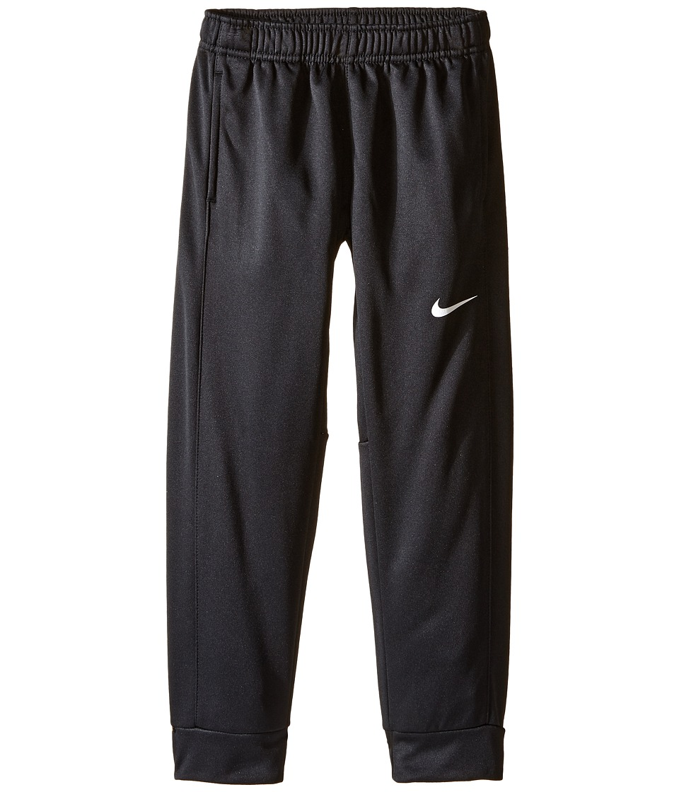 Nike Kids - Therma KO Fleece Tapered Pants (Little Kids) (Black) Boy's Workout