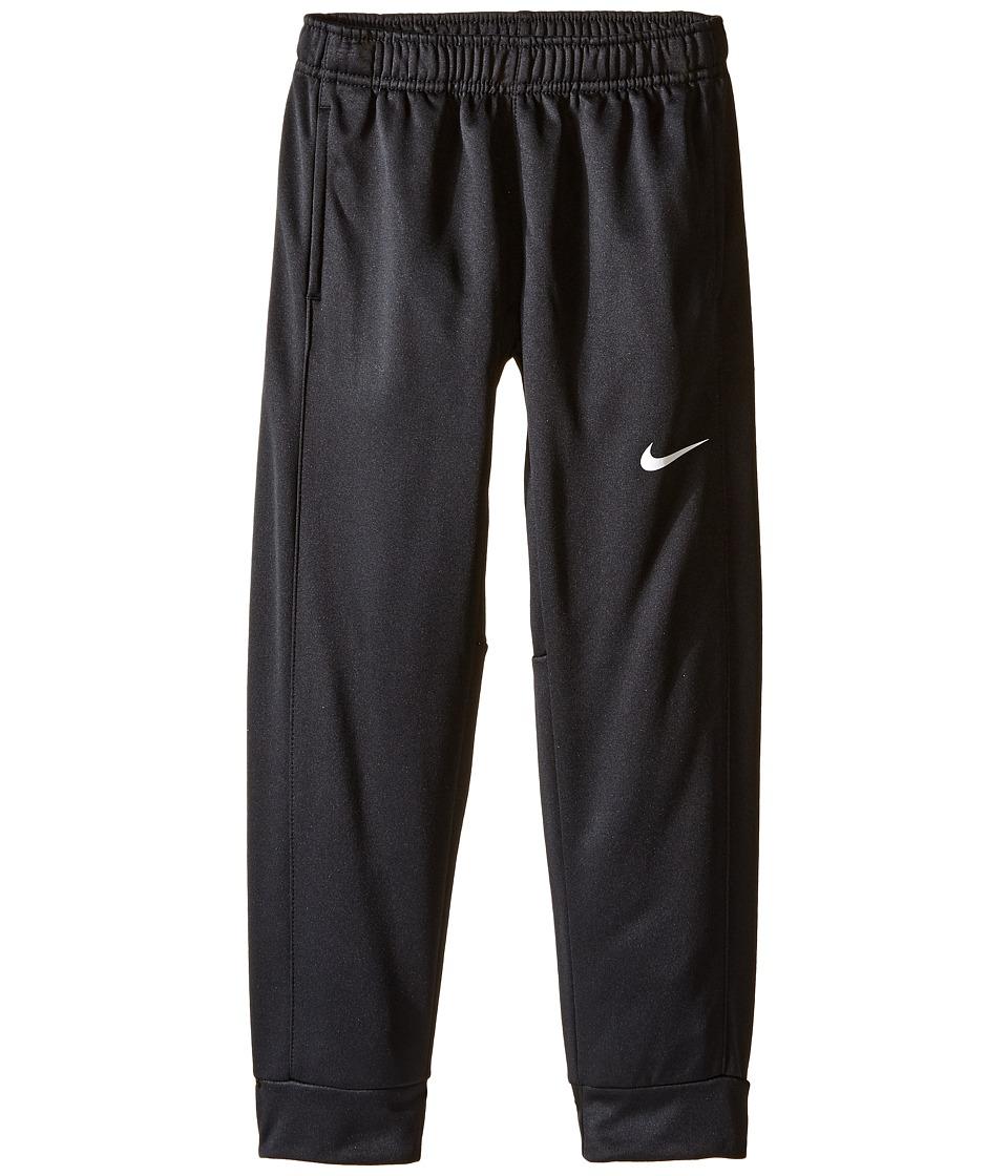 Nike Kids - Therma KO Fleece Tapered Pants (Little Kids) (Black) Boy's Workout