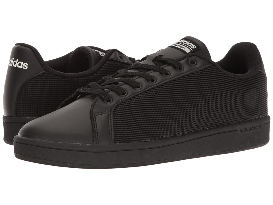 adidas - Advantage Mesh (Black) Men's Shoes