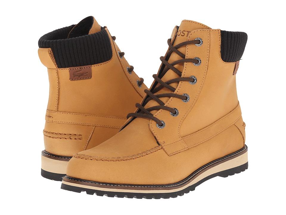 Lacoste - Eclose 4 Sportswear (Tan) Women's Shoes