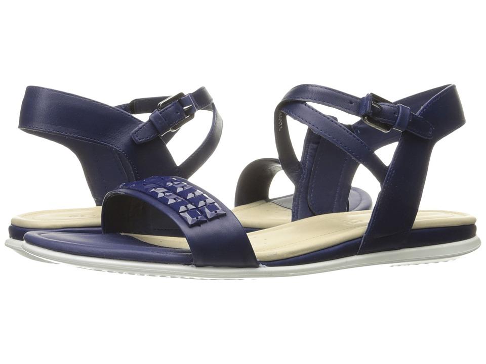 ECCO - Touch Embellished Sandal (Mediveval Calf Leather) Women's Sandals