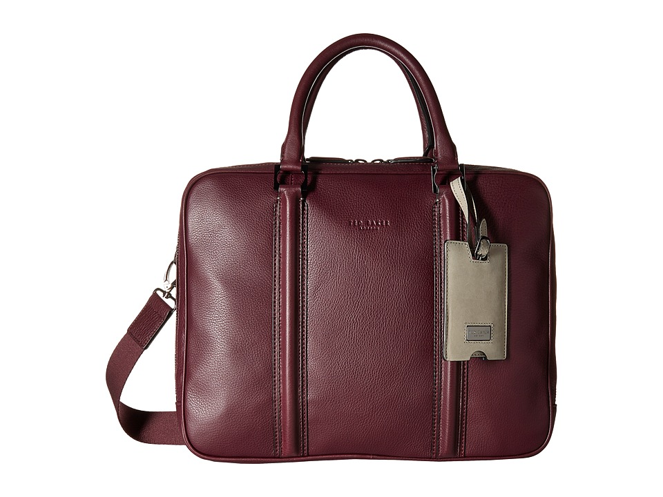 Ted Baker - Dice (Oxblood) Bags