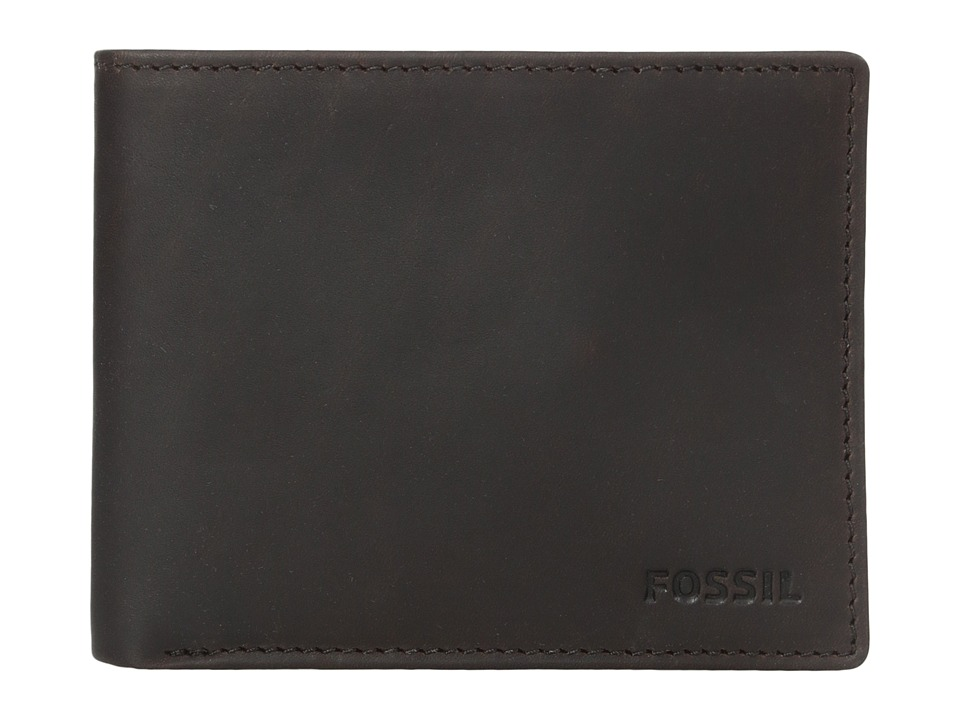 Fossil - Adam Passcase (Brown) Wallet