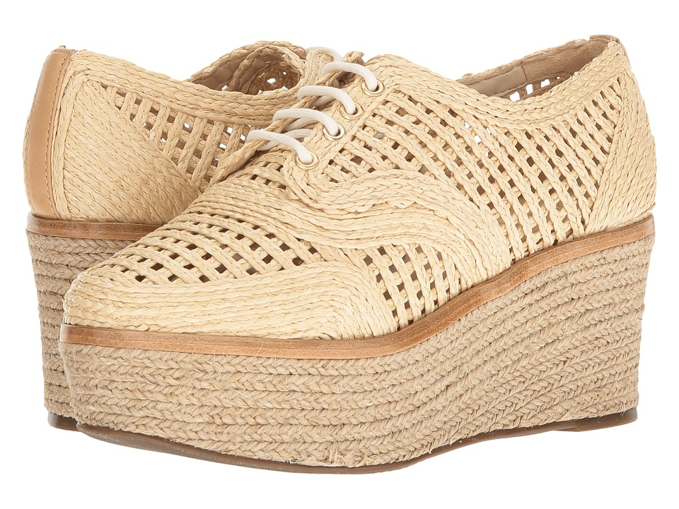 Schutz - Jules (Natural/Light Wood) Women's Shoes