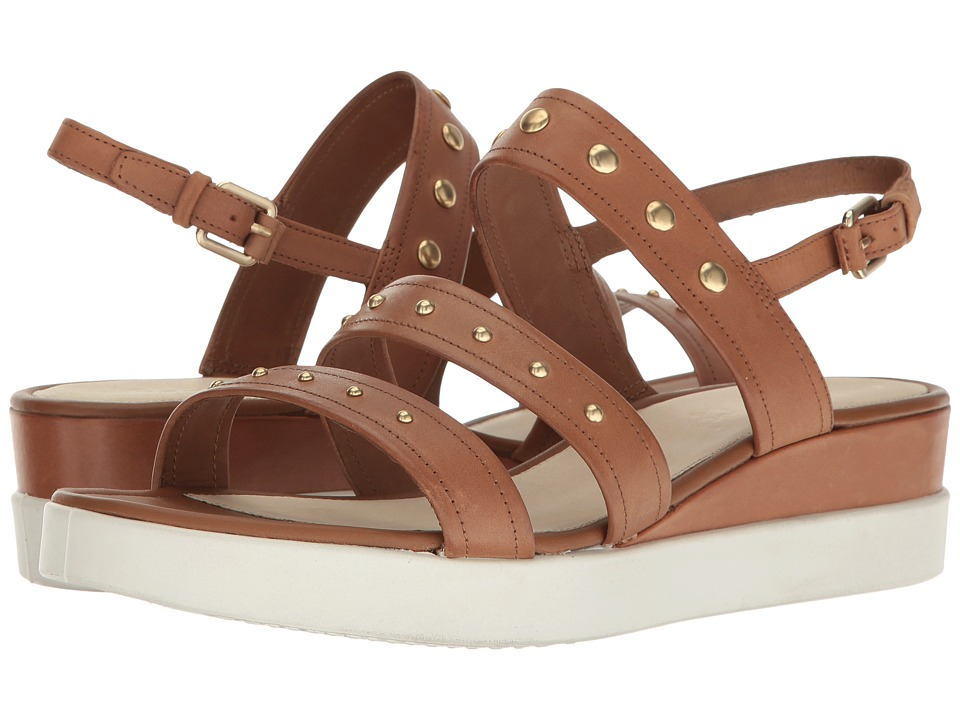 ECCO - Touch Strap Plateau (Whisky Cow Nubuck) Women's Sandals