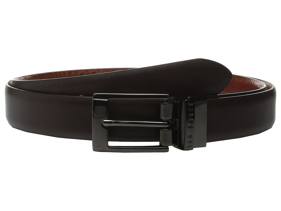 Ted Baker - Zazza (Chocolate) Men's Belts