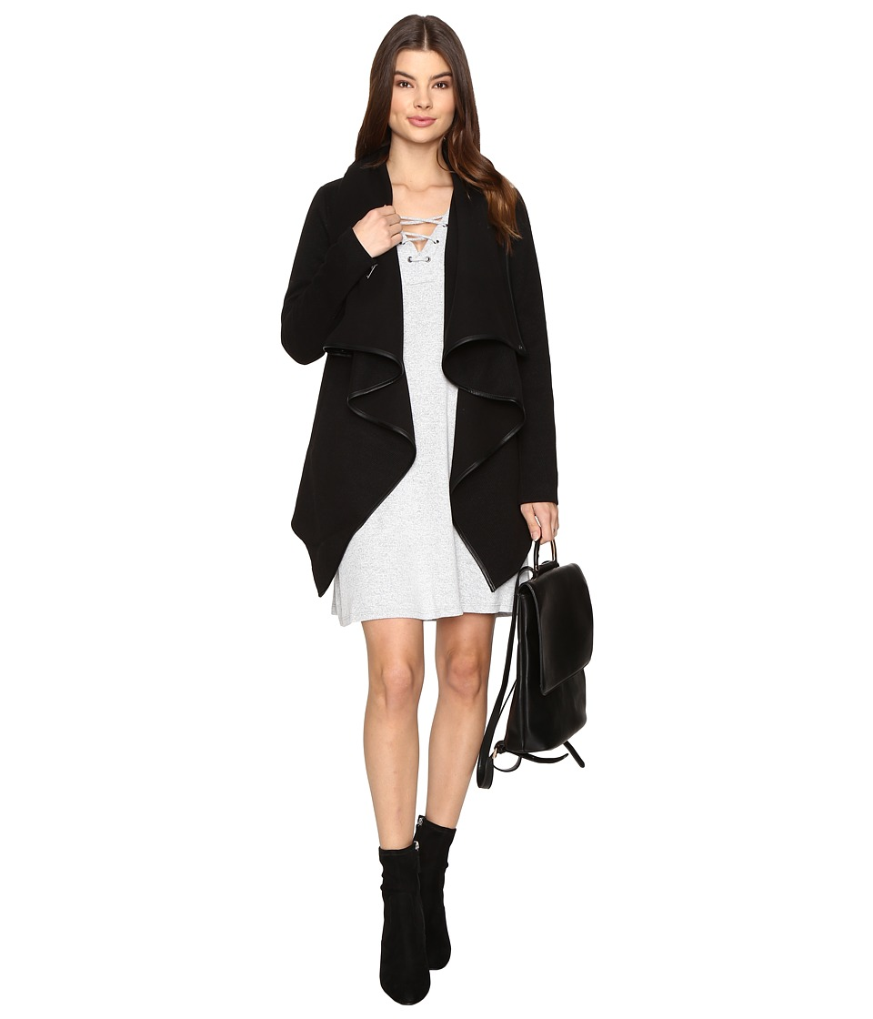 ONLY - Britney Coat (Black) Women's Coat