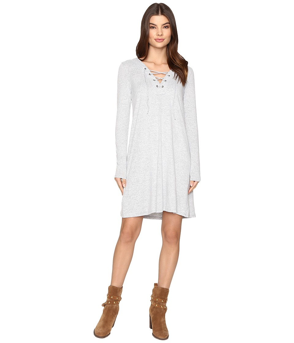 ONLY - Sanna A-Shape Dress (Light Grey Melange) Women's Dress