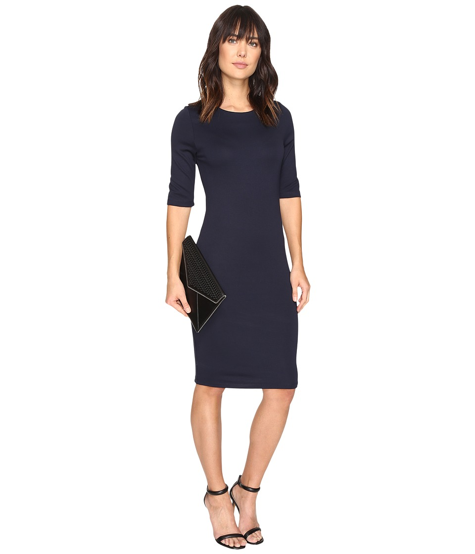 ONLY - Bella Short Sleeve Dress (Night Sky) Women's Dress