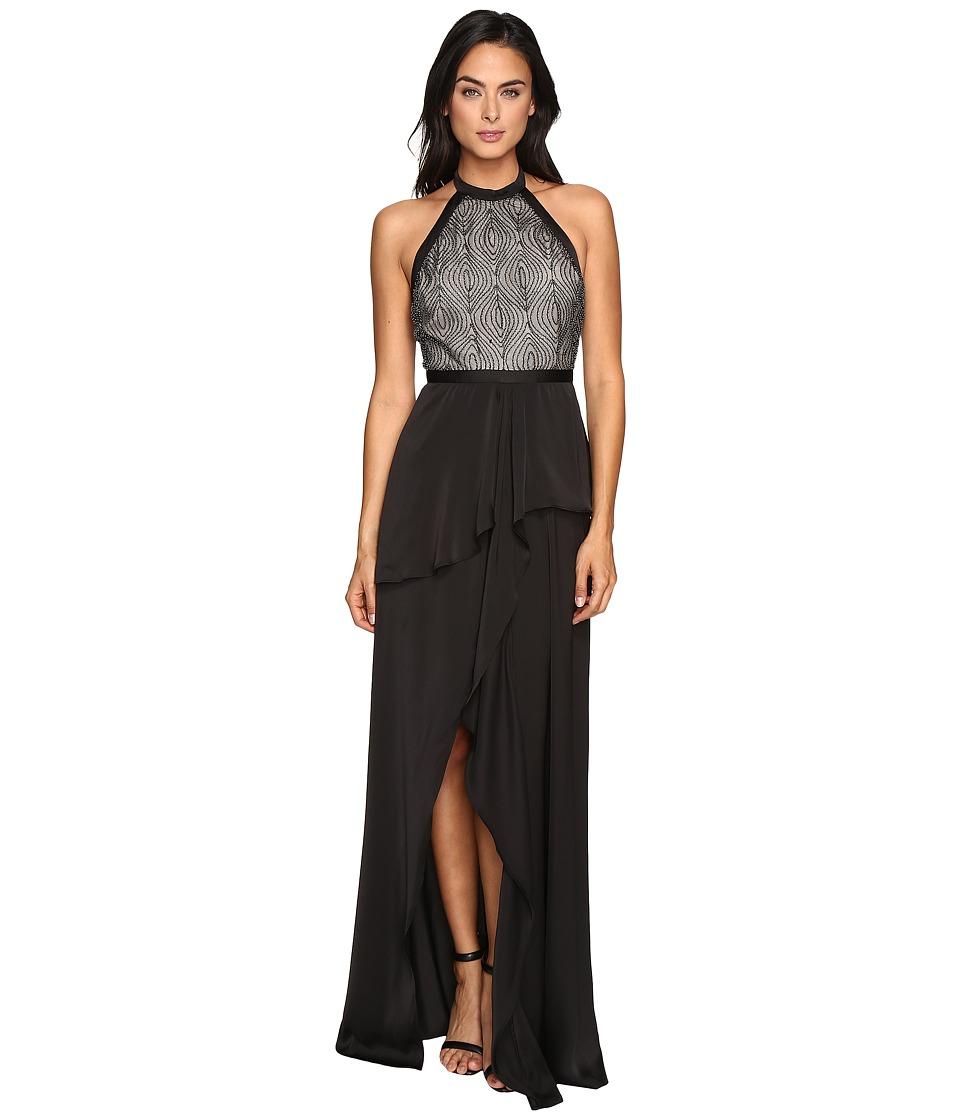 StyleStalker - Hale Maxi (Noir) Women's Dress