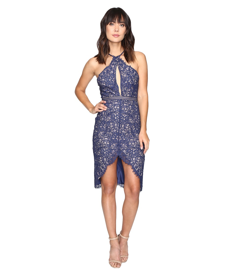 StyleStalker - Juliet Dress (Navy) Women's Dress