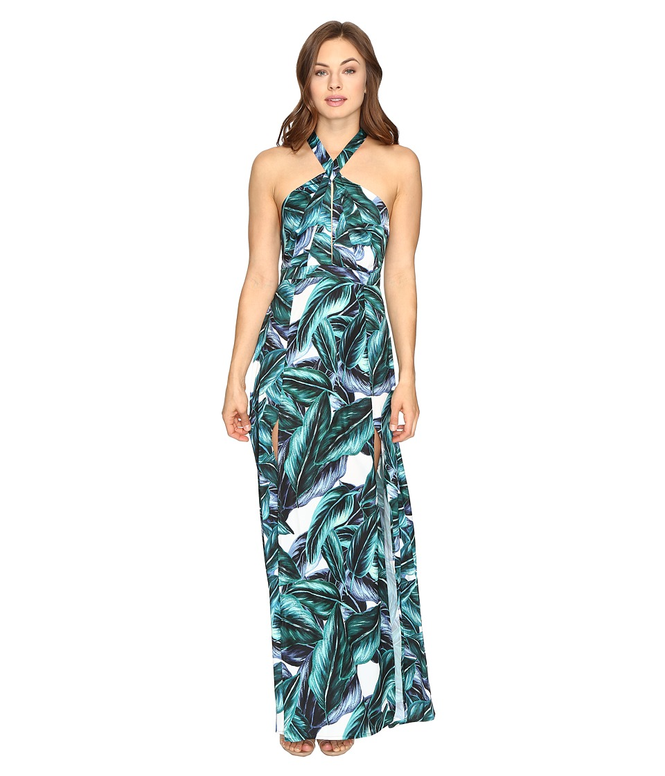 StyleStalker - Sierra Maxi Dress (Sierra Print) Women's Dress