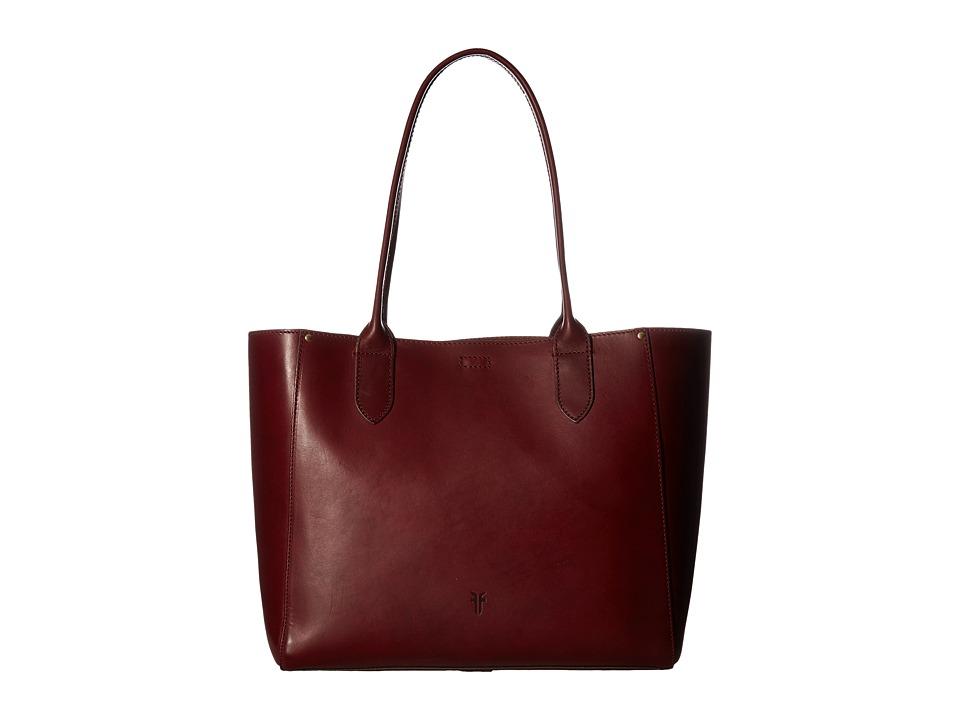 Frye - Casey East/West Tote (Wine) Tote Handbags