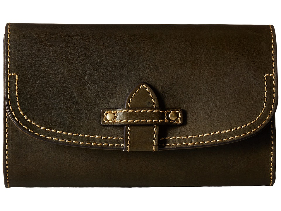 Frye - Casey Wallet Crossbody (Fatigue) Cross Body Handbags