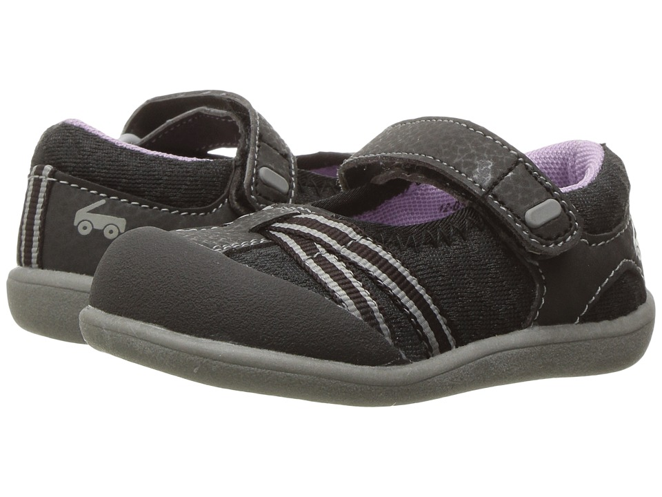 See Kai Run Kids Millennium II (Toddler) (Black) Girl