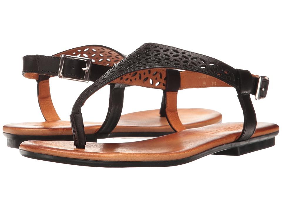 Sesto Meucci - Bamboo (Black Vaquetilla) Women's Sandals
