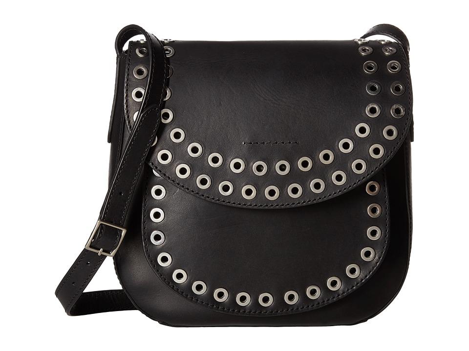 Frye - Cassidy Crossbody (Black) Cross Body Handbags