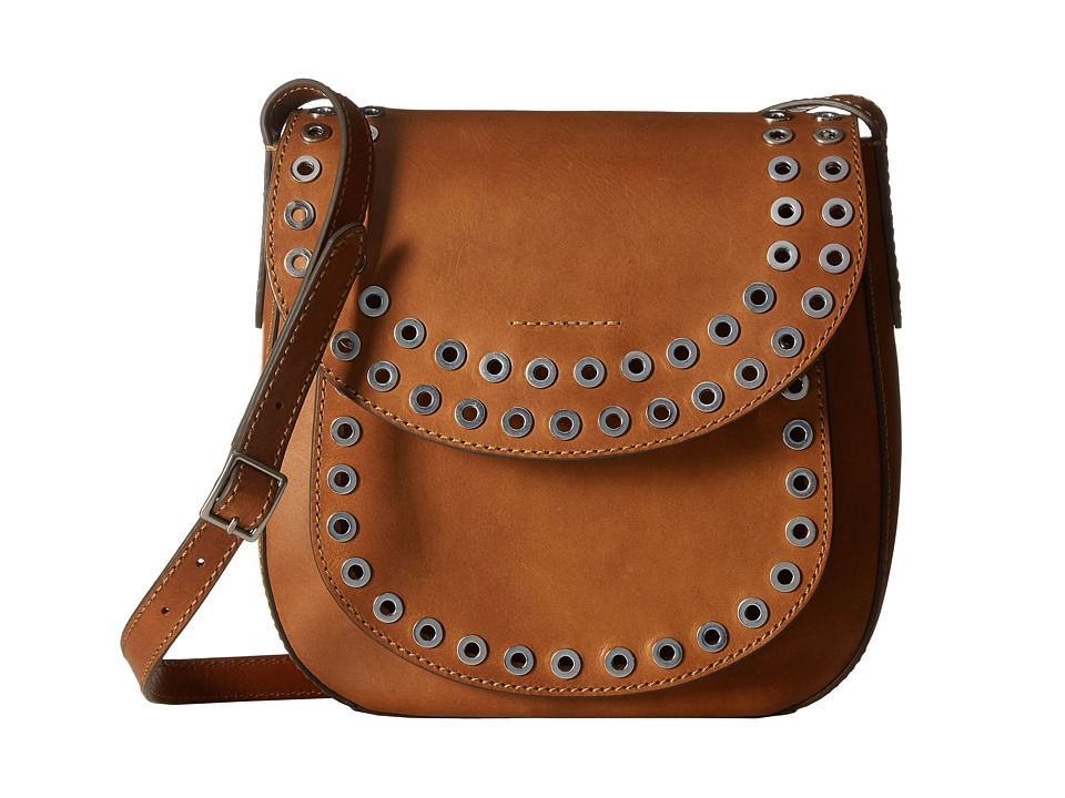Frye - Cassidy Crossbody (Rust) Cross Body Handbags