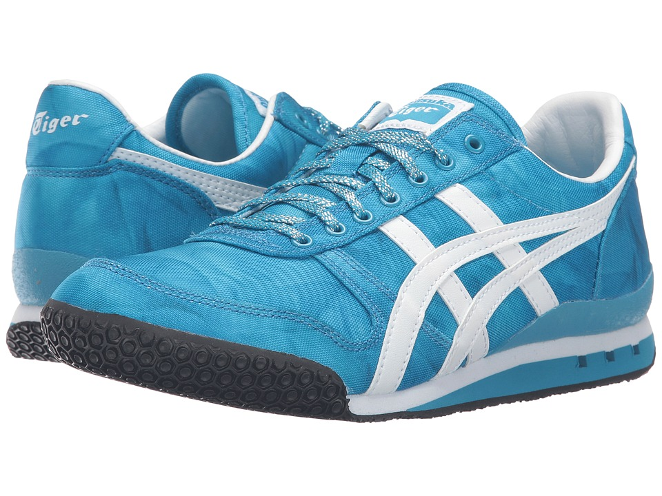 Onitsuka Tiger by Asics - Ultimate 81 (Ocean Blue/White) Women's Shoes