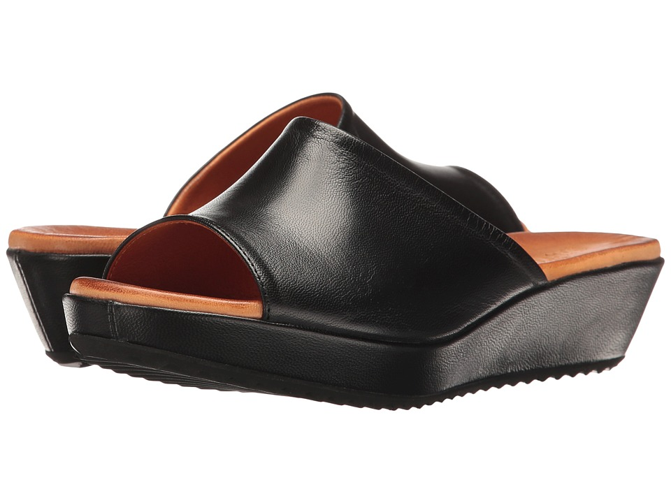 Sesto Meucci - Beatha (Black Cera) Women's Sandals