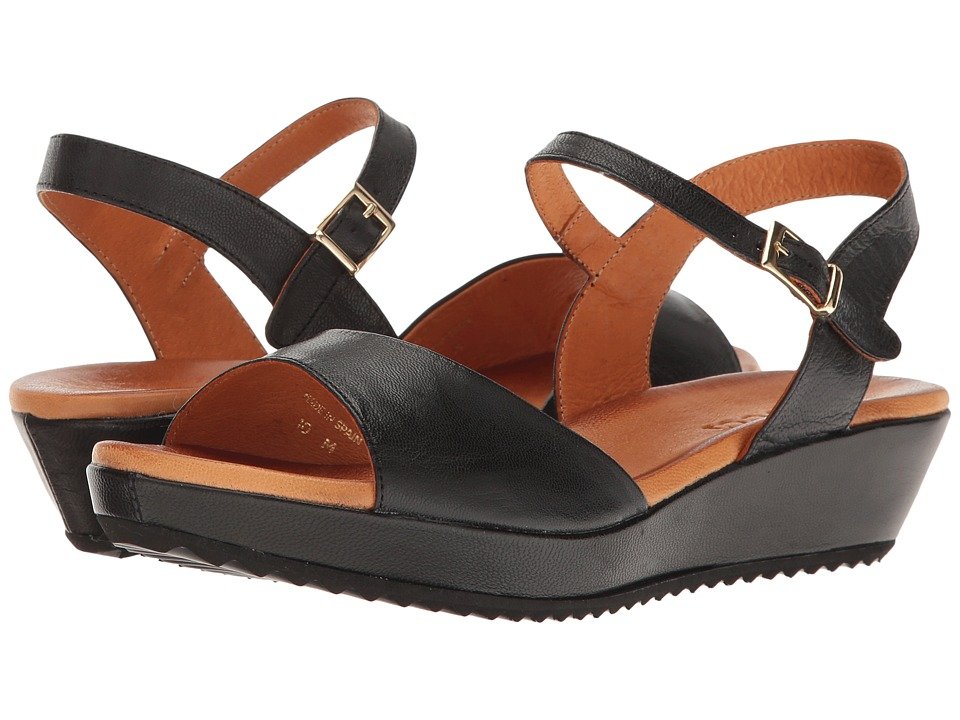 Sesto Meucci - Becka (Black Cera) Women's Sandals
