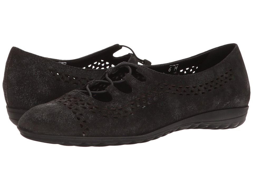 Sesto Meucci - Belay (Black Jais) Women's Shoes