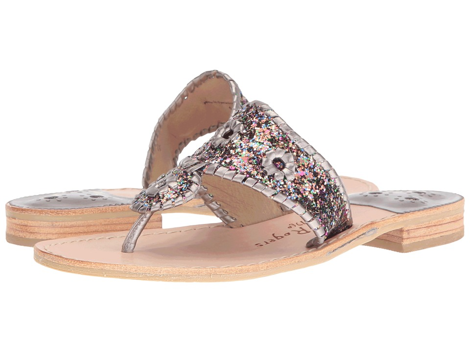 Jack Rogers - Cleo (Multi/Pewter) Women's Sandals