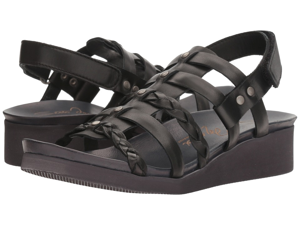 Sesto Meucci - Mehala (Black Dye) Women's Sandals