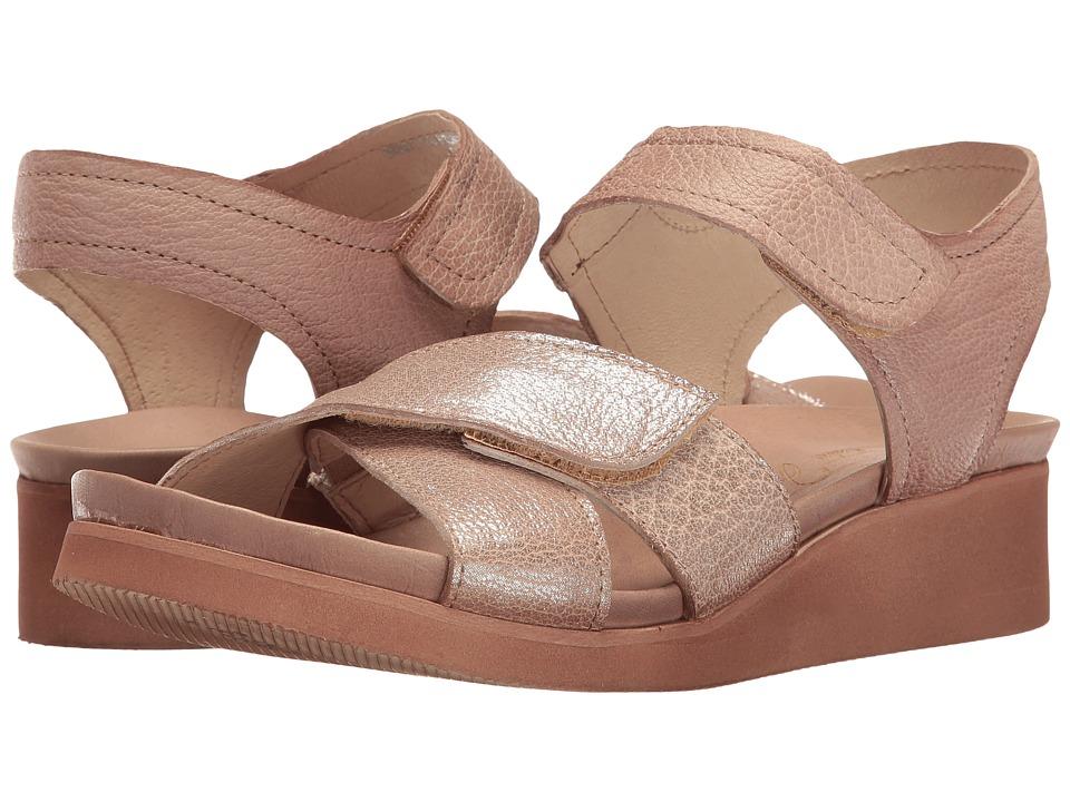 Sesto Meucci - Meleda (Cappuccino Taglit/Cappuccino Tago) Women's Sandals