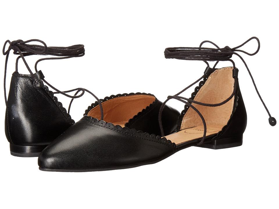 Jack Rogers - Camille (Black) Women's Shoes