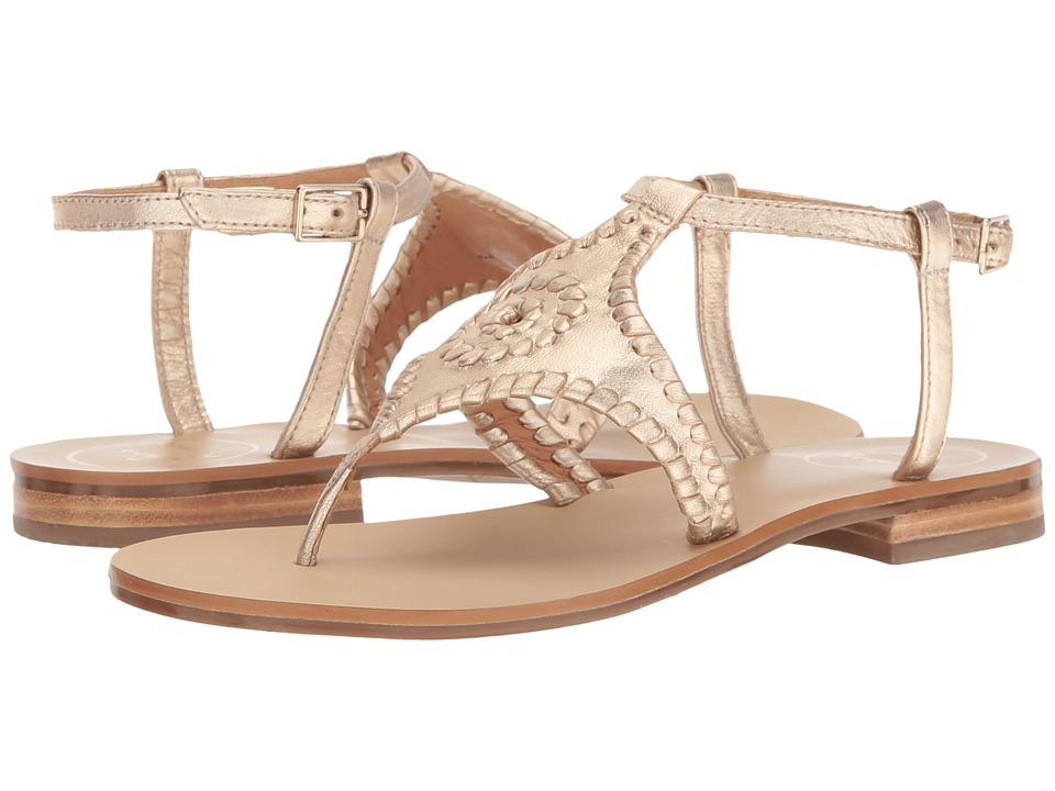 Jack Rogers - Maci (Platinum) Women's Sandals