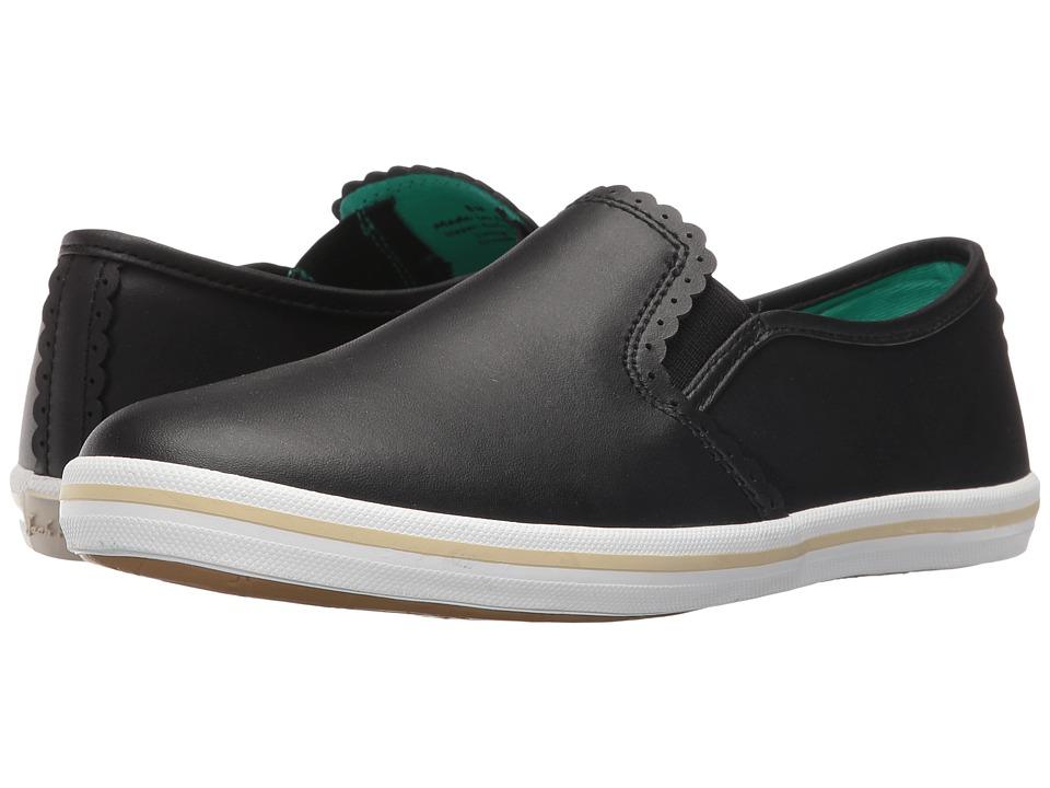 Jack Rogers - Bennett (Black) Women's Slip on Shoes