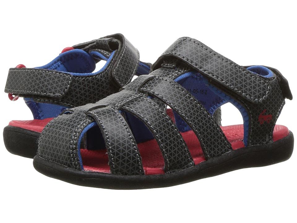 See Kai Run Kids Cyrus (Toddler) (Black) Boys Shoes