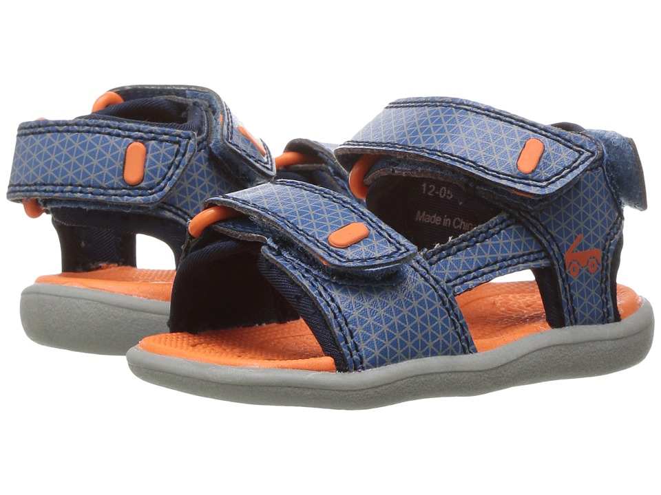 See Kai Run Kids - Jetty II (Toddler) (Blue) Boys Shoes